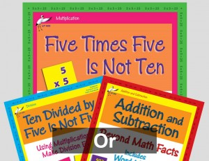 Five Times Five Is Not Ten and Addition and Subtraction or Ten Divided by Five Is Not Five
